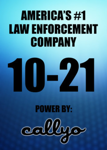 10-21 Police Phone by Callyo Launches Free App Connecting Community and Police (CNW Group/Callyo)