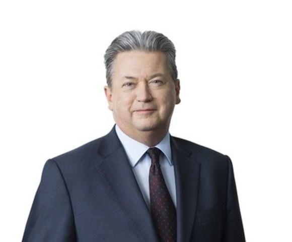Neil Bruce, président et chef de la direction, SNC-Lavalin (Groupe CNW/SNC-Lavalin)