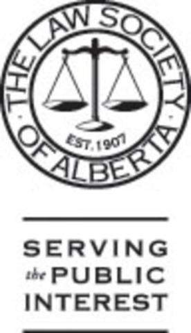 Law Society of Alberta logo (CNW Group/Law Society of Alberta)