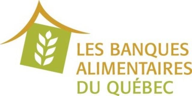 LOGO: Les Banques alimentaires du Québec (Groupe CNW/Fédération québécoise des chasseurs et pêcheurs)