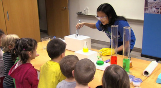 Video: Spotlight on Science Learning: A benchmark of Canadian talent