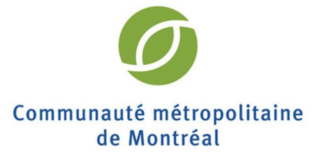 Logo : Communauté métropolitaine de Montréal (Groupe CNW/Ville de Candiac)