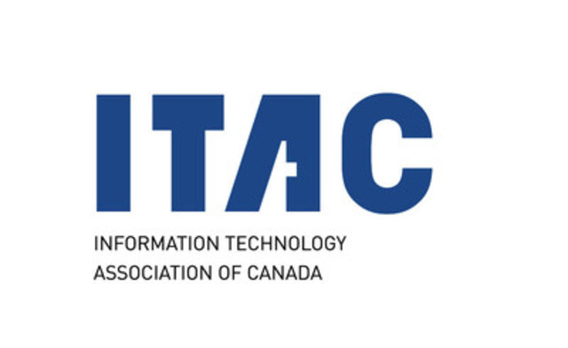 Logo: Information Technology Association of Canada (ITAC) (CNW Group/Information Technology Association of Canada)