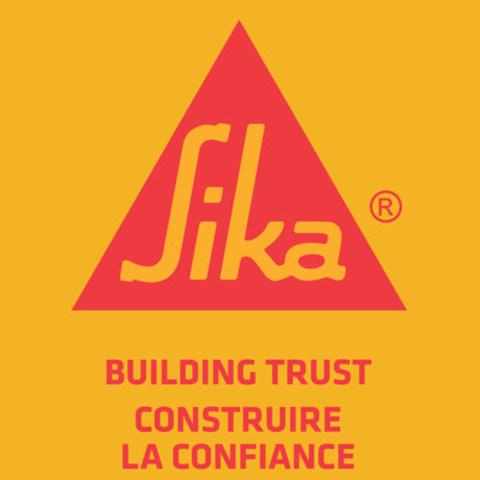Logo : Sika Canada (Groupe CNW/Sika Canada Inc)
