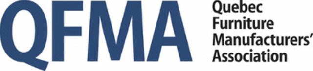 Logo: Quebec Furniture Manufacturers' Association (CNW Group/Quebec Furniture Manufacturers' Association)