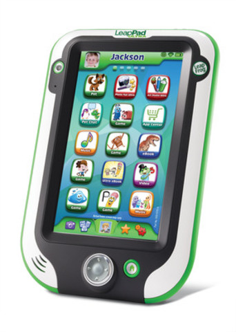 LeapPad™ Ultra - The Ultimate Learning Tablet for Kids. (CNW Group/LeapFrog Enterprises, Inc.)