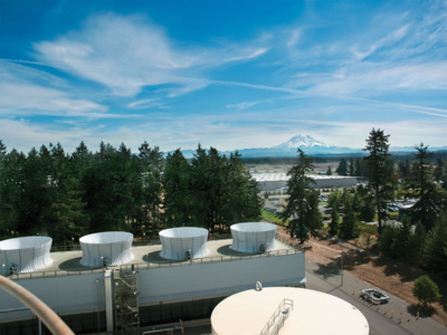 The Frederickson facility in Pierce County, Washington is a combined-cycle natural gas plant. (CNW Group/Capital Power Income L.P.)