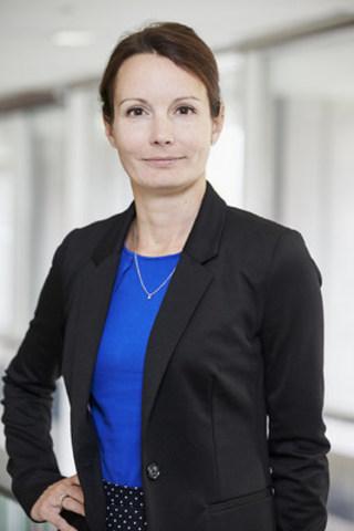 Hélène Perrault, APR, Hydro-Québec Équipement et services partagés (CNW Group/Canadian Public Relations Society)