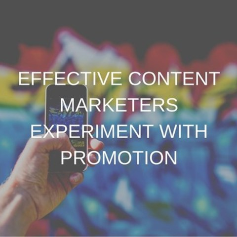 For our latest assessment, we partnered with Content Marketing Institute to survey a range of marketers on their content promotion efforts, and we are pleased to share the resulting insights. Check it out: http://ow.ly/VzDCp (CNW Group/CNW Group Ltd.)
