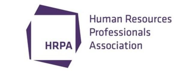 Human Resources Professionals Association (CNW Group/Human Resources Professionals Association (HRPA))