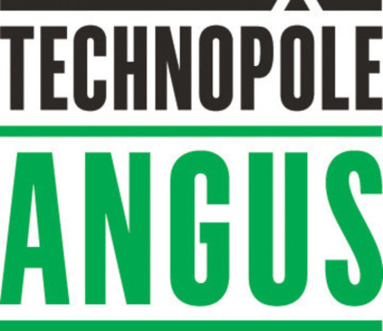 Logo : Technopôle Angus (Groupe CNW/Technopôle Angus) (Groupe CNW/Technopôle Angus)