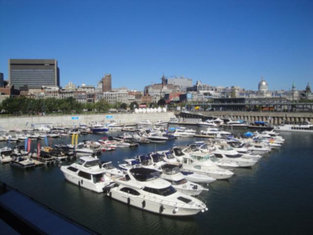 Association Maritime du Québec (AMQ) (Groupe CNW/Association Maritime du Québec (AMQ))