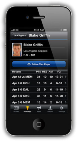 Enhanced ScoreMobile App for iPhone & iPod touch Now Available on the App Store (CNW Group/Score Media Inc.)