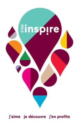 L'expérience SAQ Inspire débute le 1er octobre! (Groupe CNW/Société des alcools du Québec - SAQ)