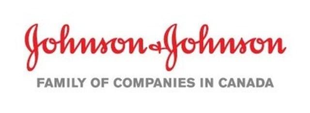 Logo: Johnson & Johnson Family of Companies in Canada (CNW Group/Johnson & Johnson Family of Companies in Canada)