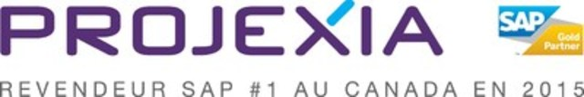 Logo : Projexia (Groupe CNW/Projexia)