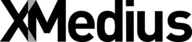 Logo: XMedius (CNW Group/StoneCalibre)