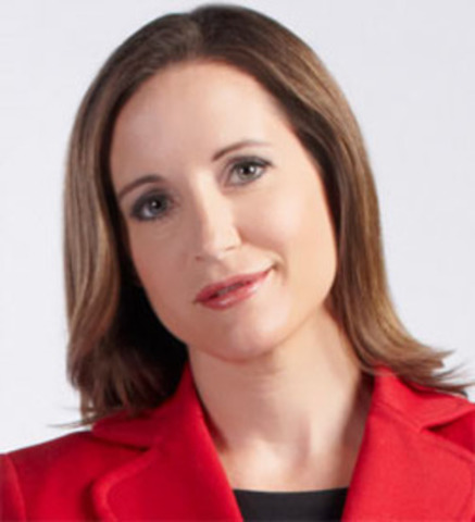 Amanda Lang, senior business correspondent with CBC News and co-anchor of The Lang and O'Leary Exchange, will host the 16th Annual CJF Awards. (CNW Group/Canadian Journalism Foundation)