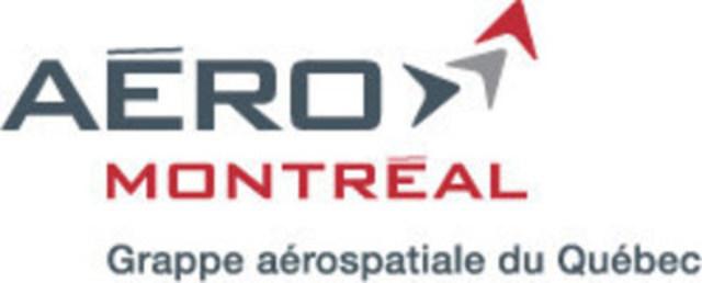 Logo Aéro Montréal (Groupe CNW/Aéro Montréal) (Groupe CNW/Aéro Montréal)