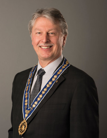 Dr. Victor Kutcher of Stoney Creek, Ont. is the President of the Ontario Dental Association for 2015/2016. (CNW Group/Ontario Dental Association)