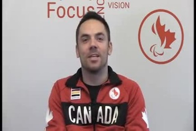 Video: Patrice Dagenais (wheelchair rugby) invites teachers to register for Paralympic Schools Week 2017.