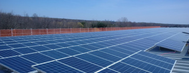 Solar Energy Projects built by EHT under the Ontario Feed in Tariff Program (CNW Group/Enerdynamic Hybrid Technologies Corp.)