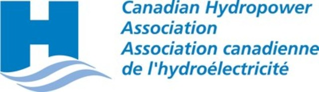 Logo : Association canadienne de l'hydroélectricité (Groupe CNW/Association canadienne de ...