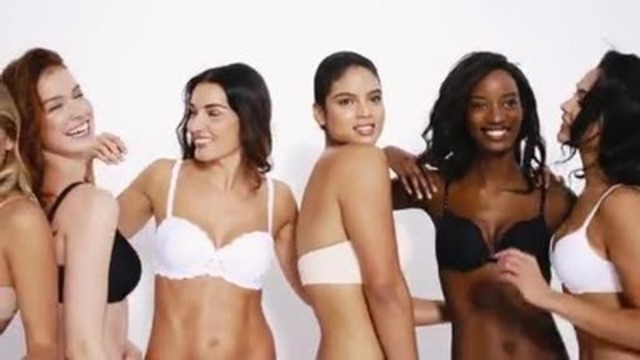 La Vie en Rose is inviting women to be confident and to be themselves with its new bra campaign