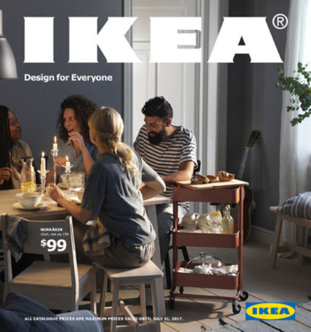 The new 2017 IKEA Catalogue is coming your way! (CNW Group/IKEA Canada)