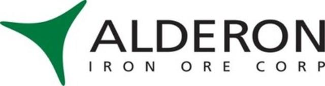 Alderon Iron Ore Corp. (CNW Group/Alderon Iron Ore Corp.)