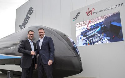 Virgin Hyperloop One Shares First Look at the Hyperloop End-to-End Passenger Experience and Publicly Unveils Test Pod Fresh from Historic Test Run