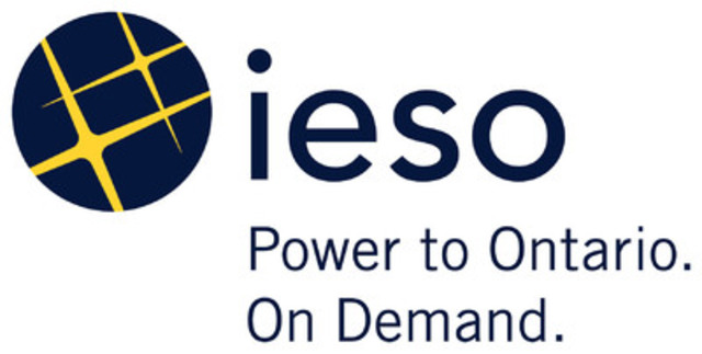 Independent Electricity System Operator (IESO) (CNW Group/Independent Electricity System Operator)