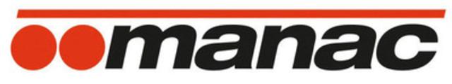 Logo Manac. (Groupe CNW/Manac Inc.)
