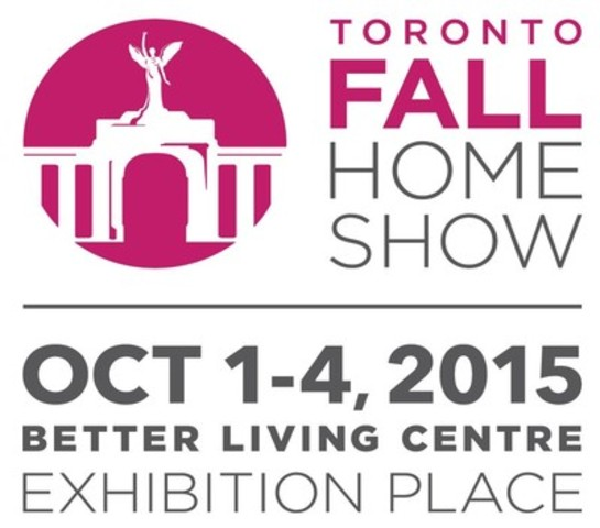 Toronto Fall Home Show (CNW Group/Toronto Fall Home Show)