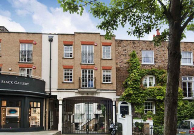 Ivanhoé Cambridge acquiert Peony Court, un complexe multirésidentiel prestigieux, au cœur de Londres. (Groupe CNW/IVANHOE CAMBRIDGE)