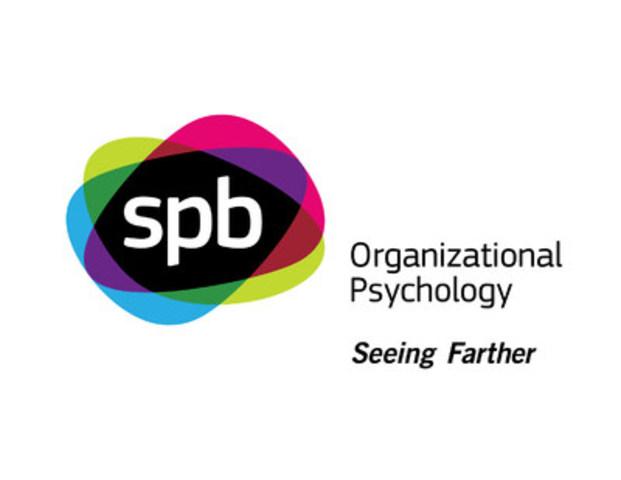Logo : SPB Organizational Psychology (CNW Group/SPB Organizational Psychology)