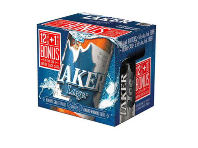 12 Pack Can-in-Case Promotion (CNW Group/Brick Brewing Co. Limited)