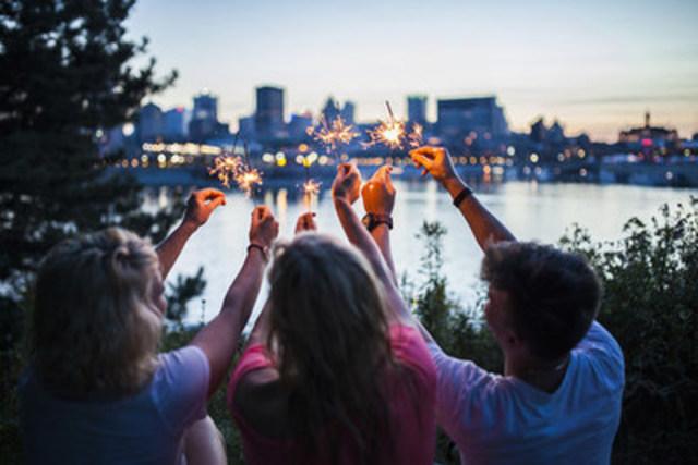 Venez célébrer la musique, la culture et la joie de vivre au Festival Osheaga à Montréal (Groupe CNW/Hotels.com)