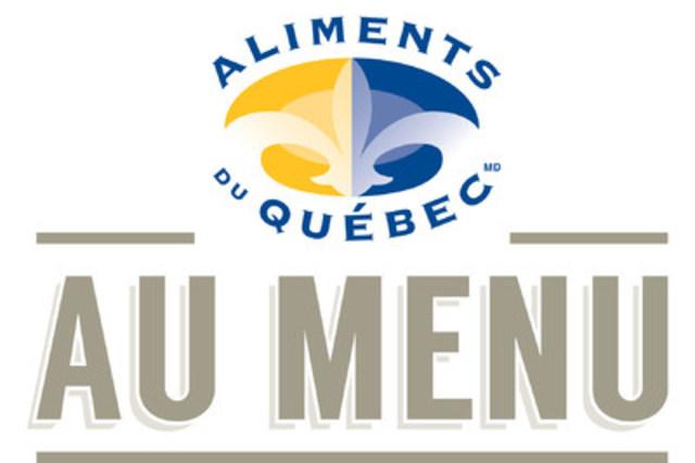 Logo (Groupe CNW/Aliments du Québec)
