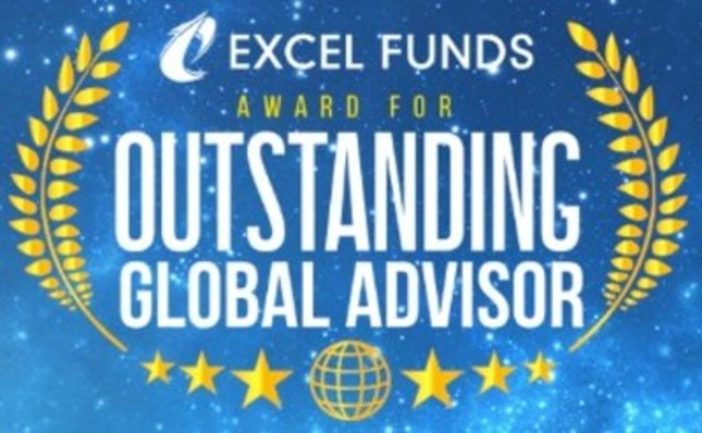 Outstanding Global Advisor of the Year (CNW Group/Excel Funds Management Inc.)