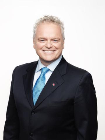 Serge Maltais (CNW Group/Héma-Québec)