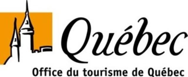 Logo: Office du tourisme de Québec (Groupe CNW/OFFICE DU TOURISME DE QUEBEC)