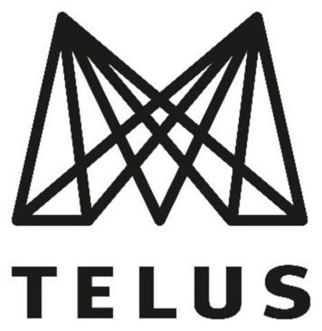 Logo : M TELUS (Groupe CNW/Équipe Spectra inc.)