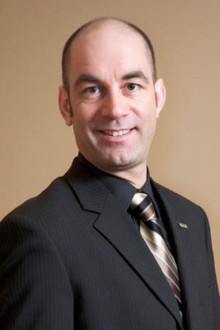 Éric Desaulniers, directeur général de Fonds locaux de solidarité FTQ. (Groupe CNW/Fonds locaux de solidarité FTQ)