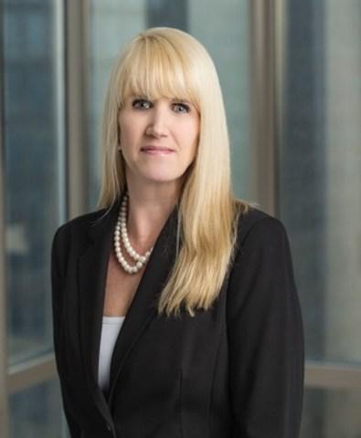 Gretchen Garrigues nommée chef mondiale du marketing à Manuvie (Groupe CNW/Société Financière Manuvie)