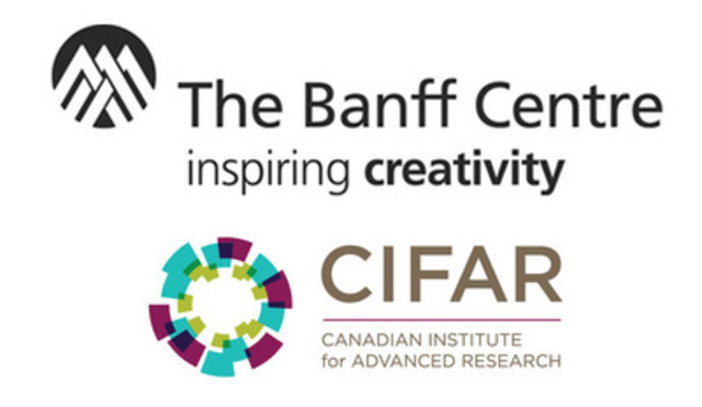 The Banff Centre and CIFAR partner to strengthen Canada's capacity in creativity and innovation (CNW Group/Canadian Institute for Advanced Research)