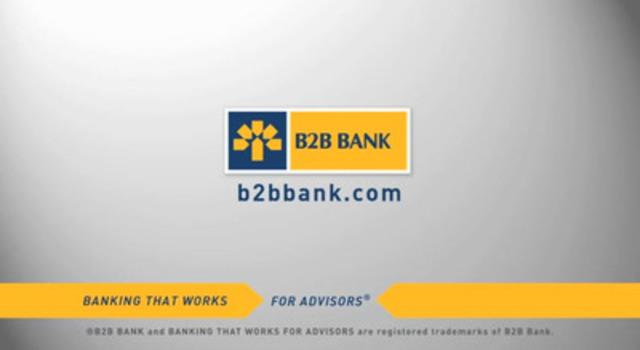 B2B Trust becomes B2B Bank