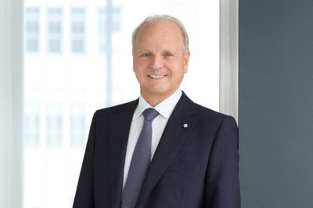 Monsieur Jean-Guy Desjardins, président du conseil d'administration et chef de la direction de Corporation Fiera Capital (Groupe CNW/Corporation Fiera Capital)