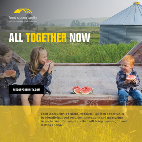 All Together Now (CNW Group/Maple Leaf Foods Inc.)