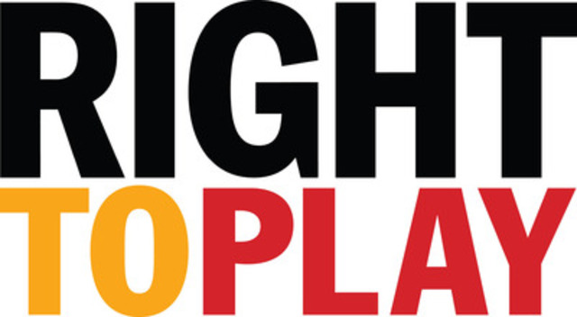 Right to Play (CNW Group/Right to Play)